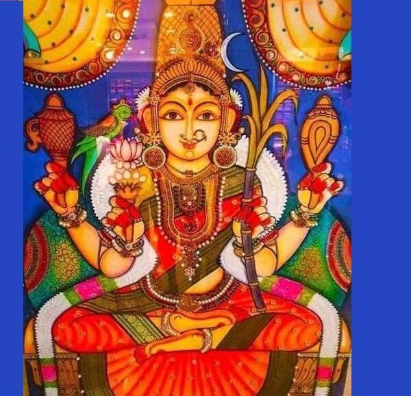 സർവ്വ ആഗ്രഹങ്ങളും സാധ്യമാക്കുന്ന ത്രിപുരസുന്ദരീ അഷ്ടകം